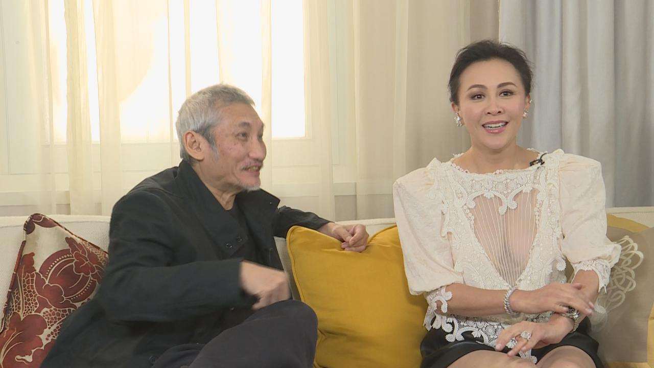 八年內與劉嘉玲三度合作 徐克導演大談角色變化
