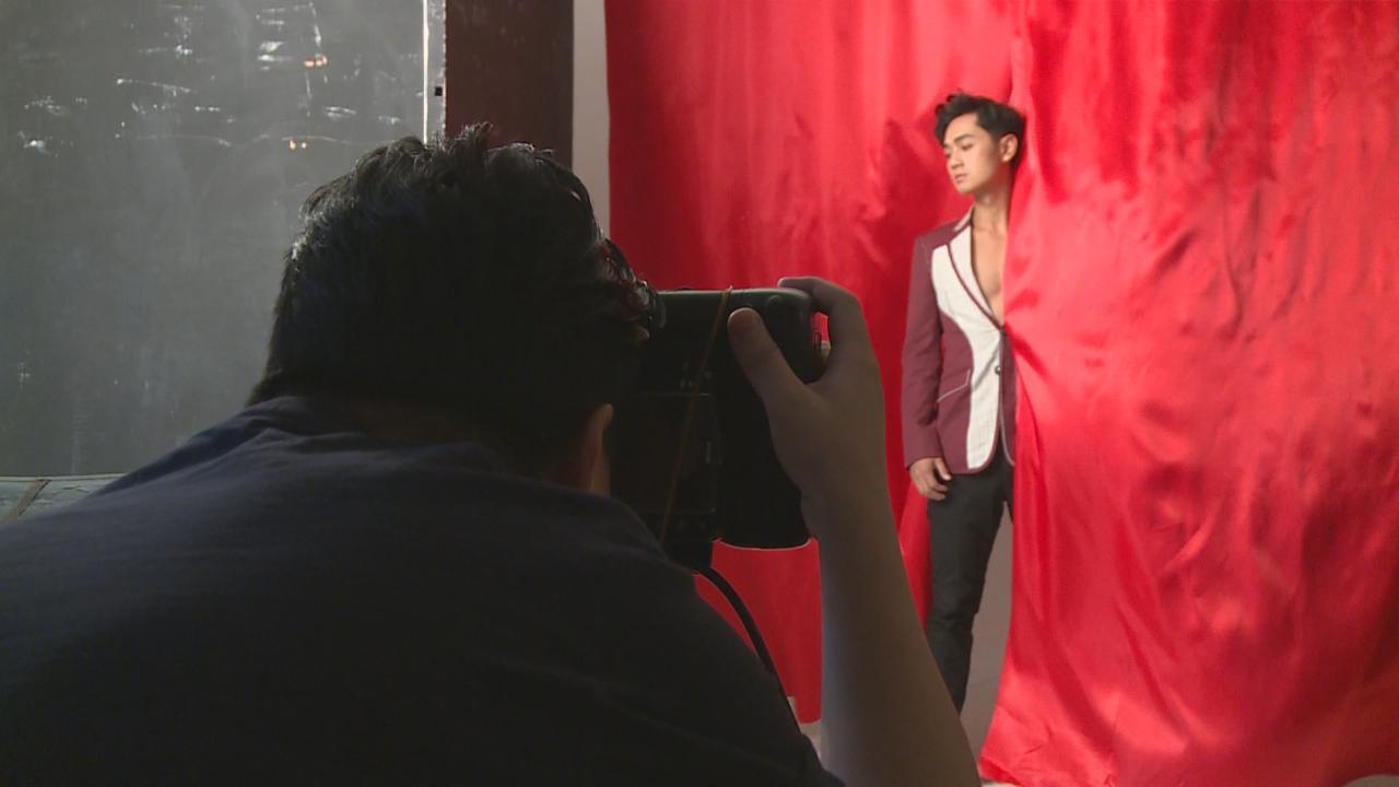 (國語)鄭俊弘為新專輯拍攝封面 首度以性感形象示人