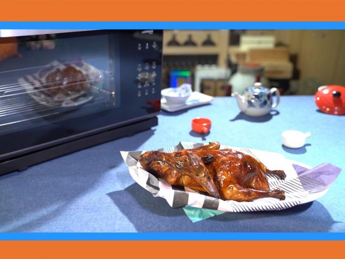【德國寶開倉 獨家著數】德國寶二合一蒸氣焗爐七五折 獨家送價值 $1500 麵包機   big big shop 開倉優惠   網購攻略第23集