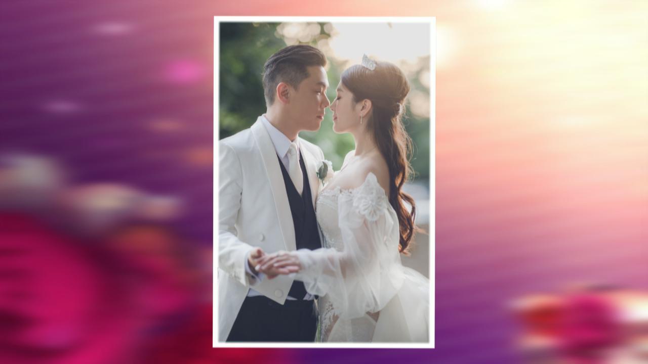 苟芸慧與陸漢洋已註冊結婚 多倫多舉行古堡婚禮浪漫溫馨