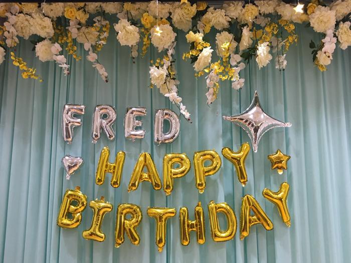 Fred開派對兼有新歌聽