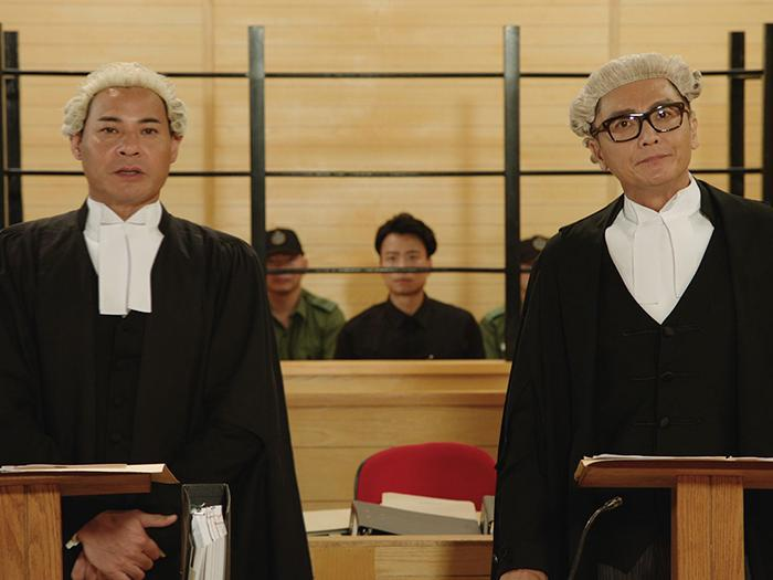 法庭戲,太離地