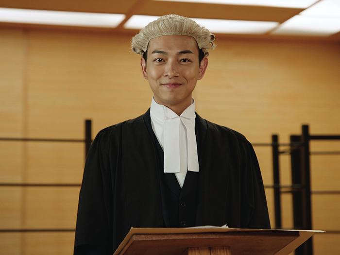 是咁的,梁烈唯法庭小貼士