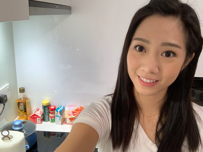 Nicole 胡美貽@深宵食堂 Part 1