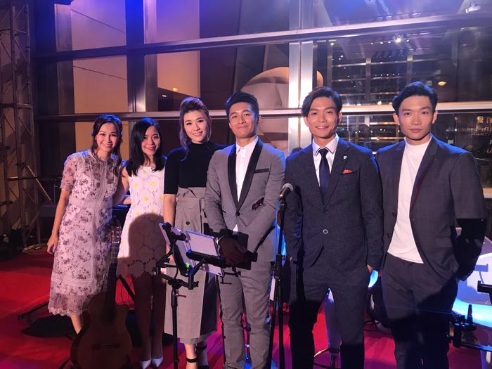 Happy Live@TVB節目巡禮