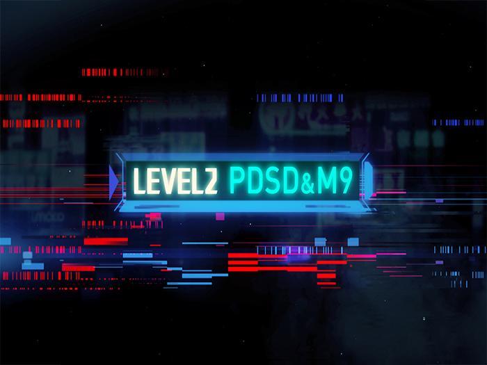 兄弟爆機序章 Level 2 - PDS & M9