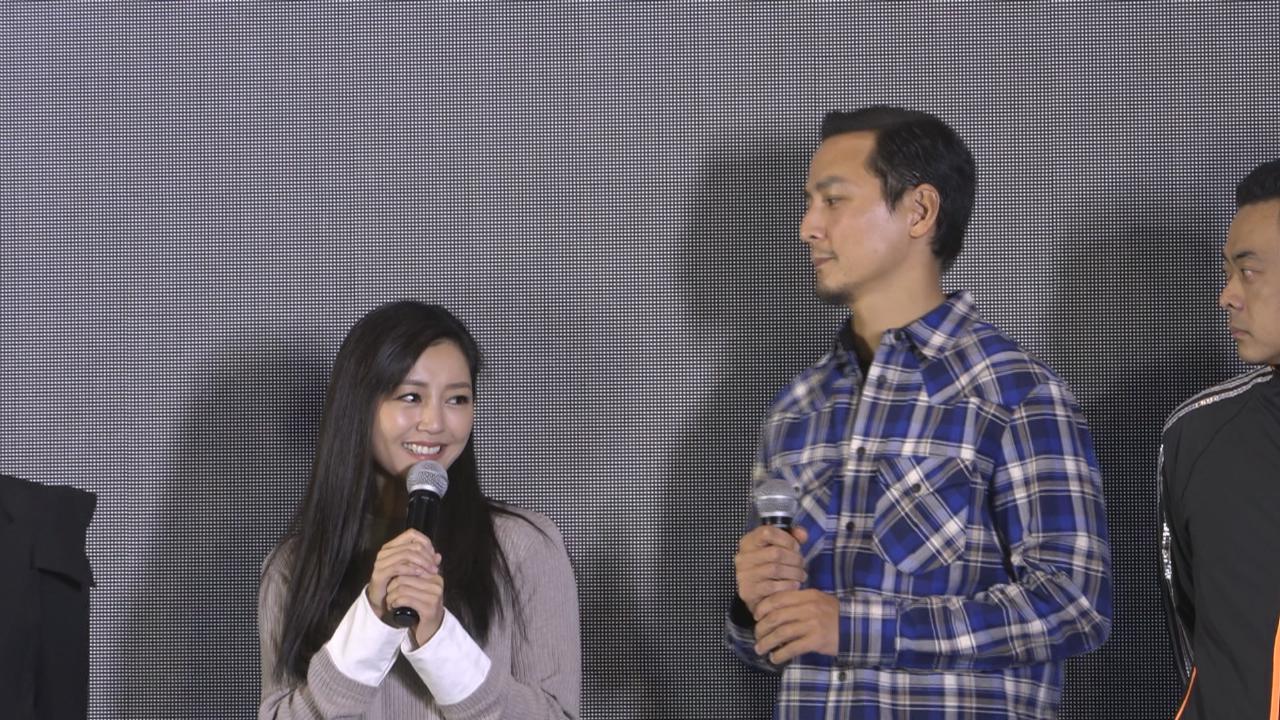 (國語)用行動支持港產片 吳彥祖喜與王千源合作