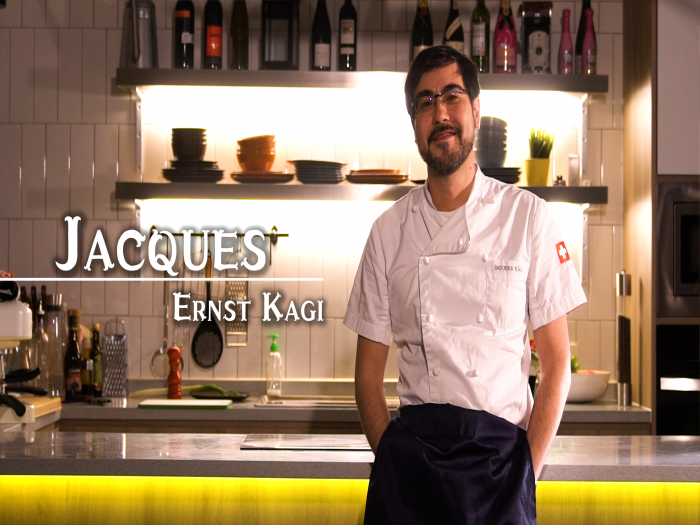 祈積奇廚 Jacques Kagi