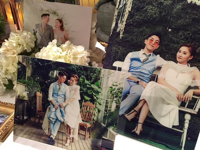 林師傑 & 歐陽巧瑩 大婚之 兄弟姊妹團