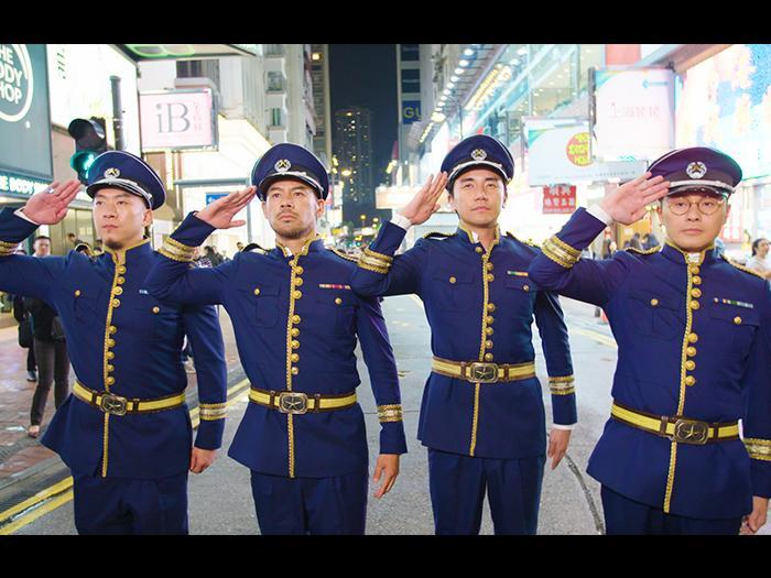 宣傳片:軍官落區,大陣仗!