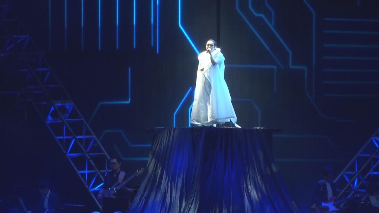 重返台北小巨蛋開騷 徐佳瑩勁歌熱舞回饋歌迷