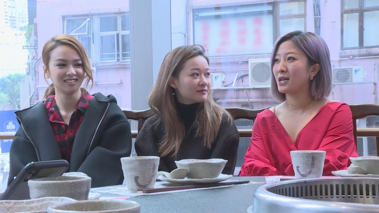 張惠雅計劃明年開餐廳