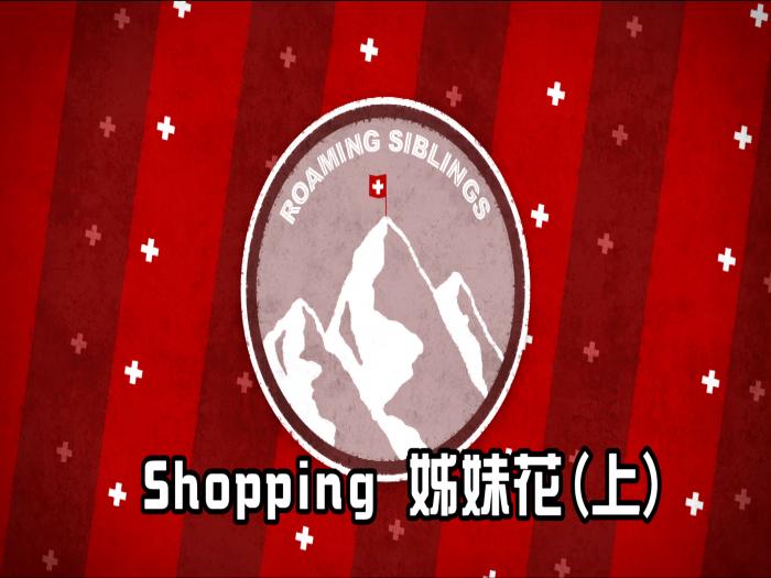 shopping姊妹花(上)