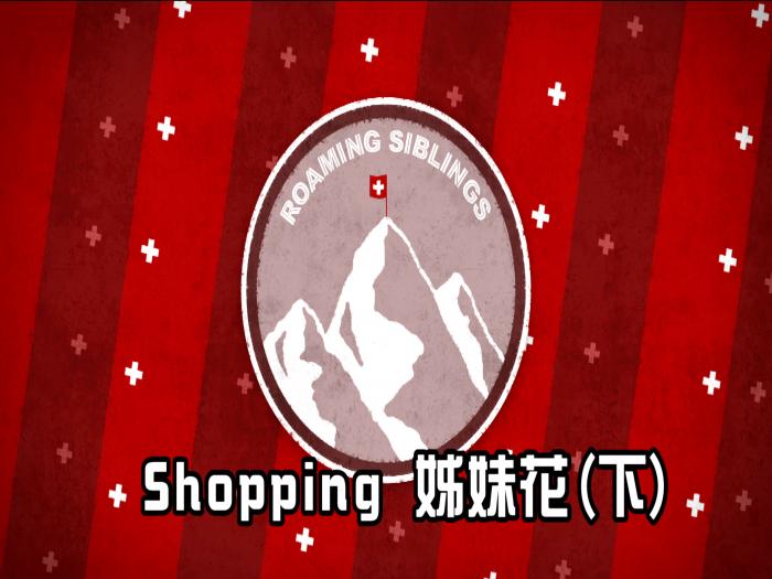 shopping姊妹花(下)