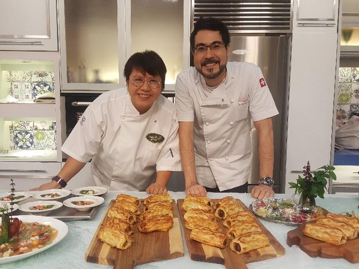 萬千星輝慶功宴@ Big Big Chef