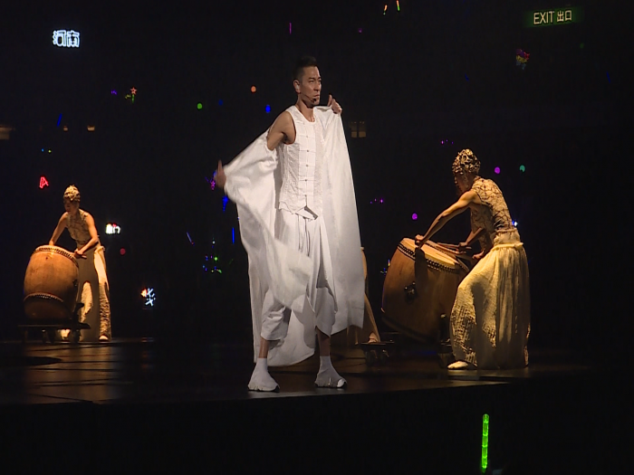 劉德華勁歌熱舞fit爆演唱會