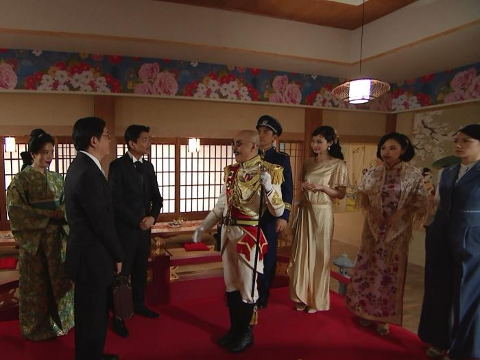第十三集:大帥哥,跟日軍聯盟?