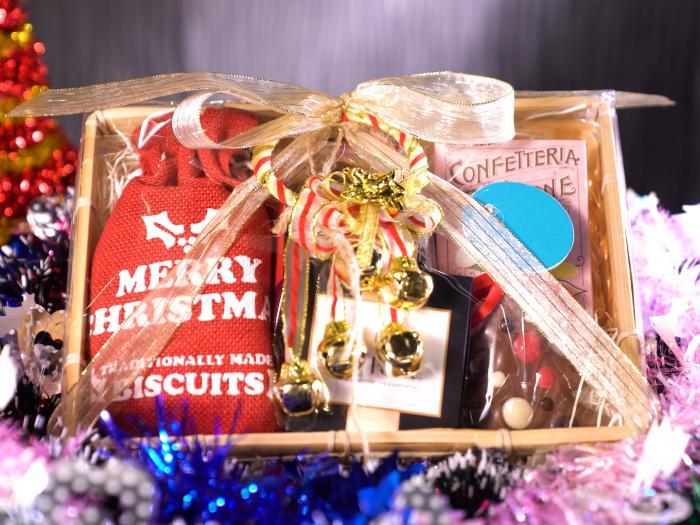 【應唔應該幫公司慳錢?】Gift Hamper | 聖誕禮物 | 聖誕禮籃 | 聖誕節 | bigbigshop | 網購攻略77集