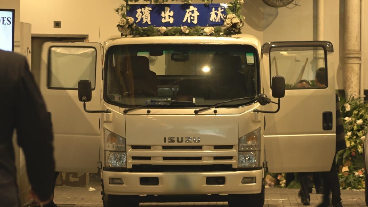 著名導演林嶺東低調出殯 杜琪峯尹揚明送最後一程