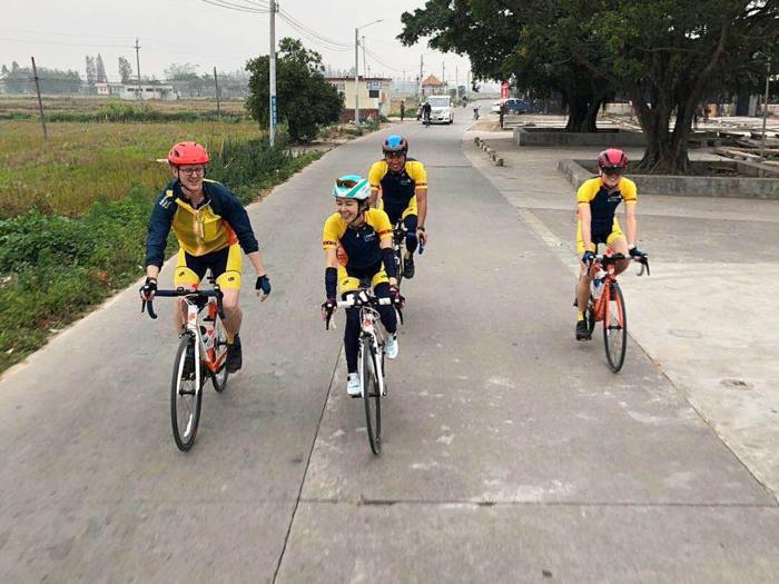 麥明詩 踩單車去柬埔寨 Day 7
