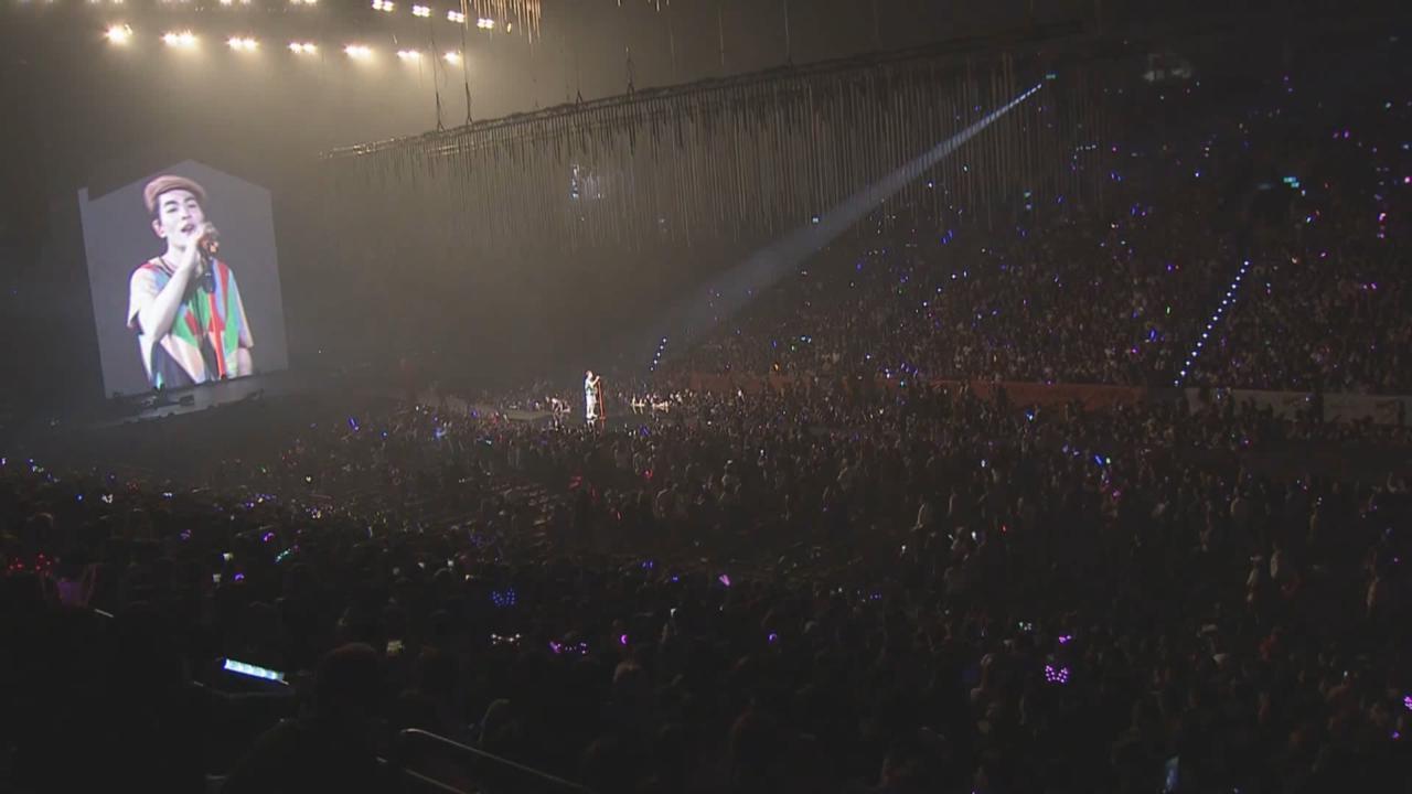 (國語)蕭敬騰高雄演唱會尾場 因舞台故障致延遲開唱