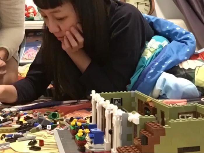 Lego again