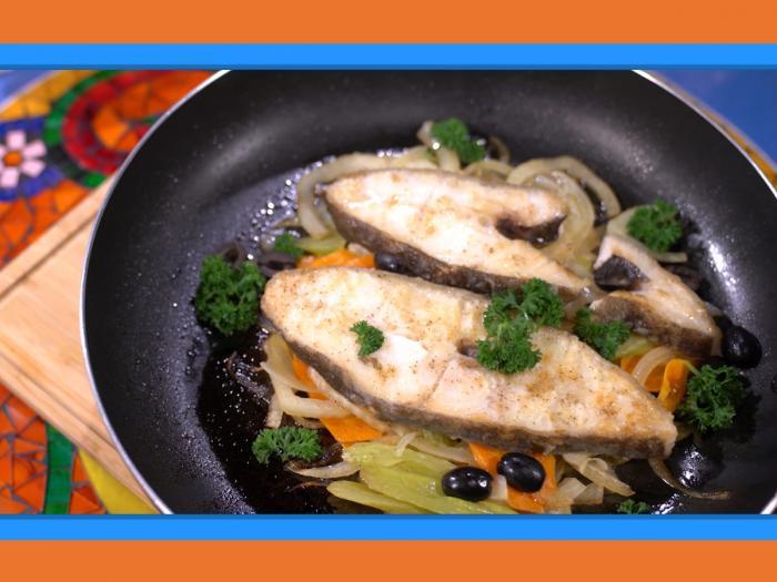 【瑞士黃秋生教你炮製腥味救星! 】圑年飯 | 開年飯 | 丹麥 | 比目魚扒 | 美女廚房 | Jacques師傅 | big big shop | 網購攻略107集