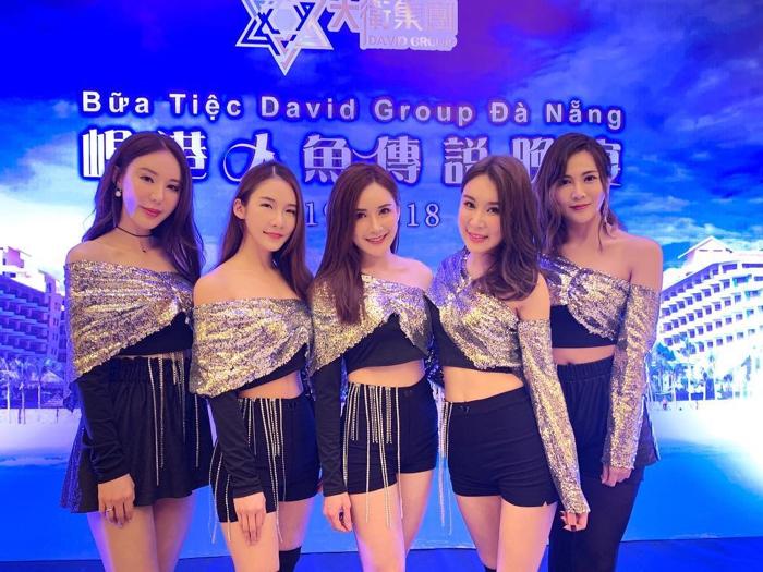 出席越南峴港大衛會 開幕表演嘉賓🎤🎤💃🏻