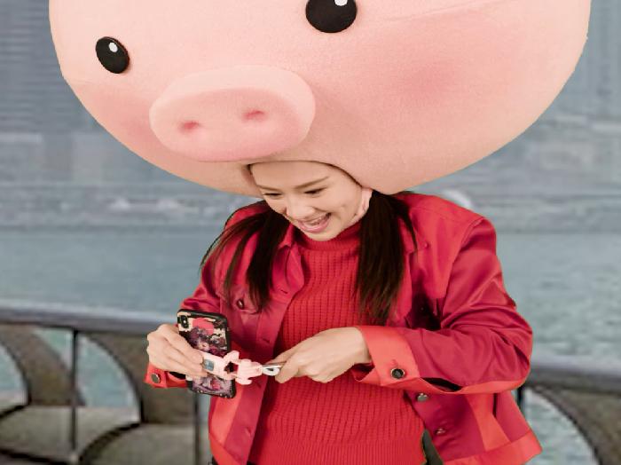 新春豬事丁:豬一般的自己!