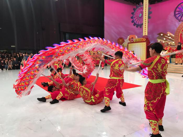 靚靚港姐齊集無綫團拜嘉年華part2