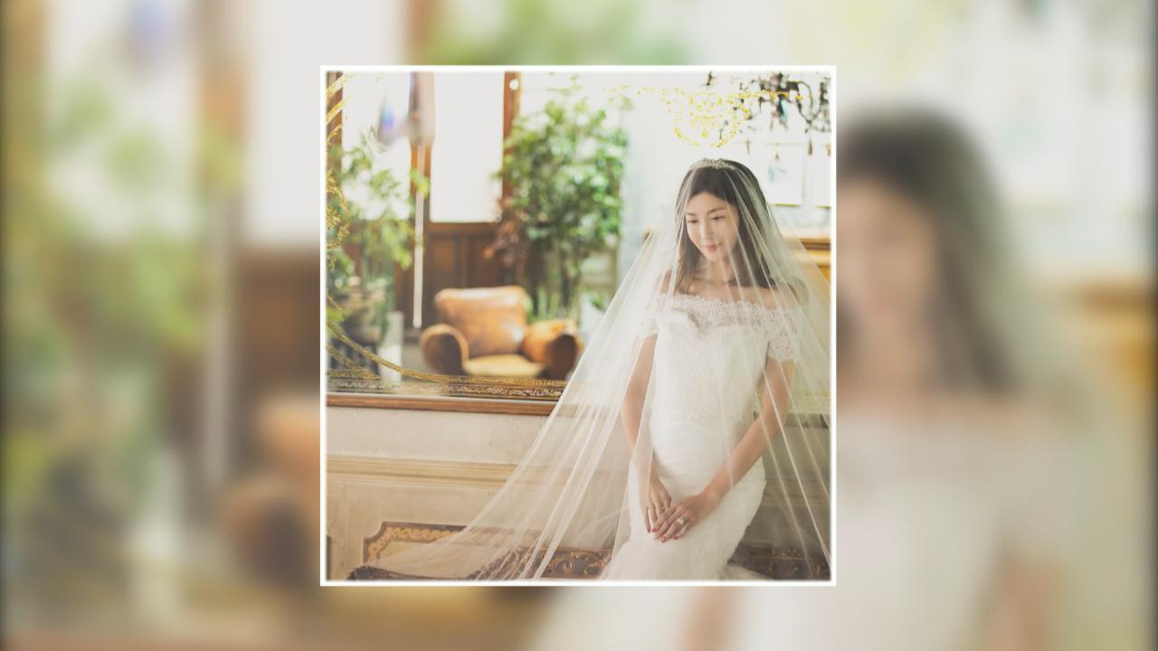 李彩華情人節公布婚訊 與內地圈外男友二月領婚證