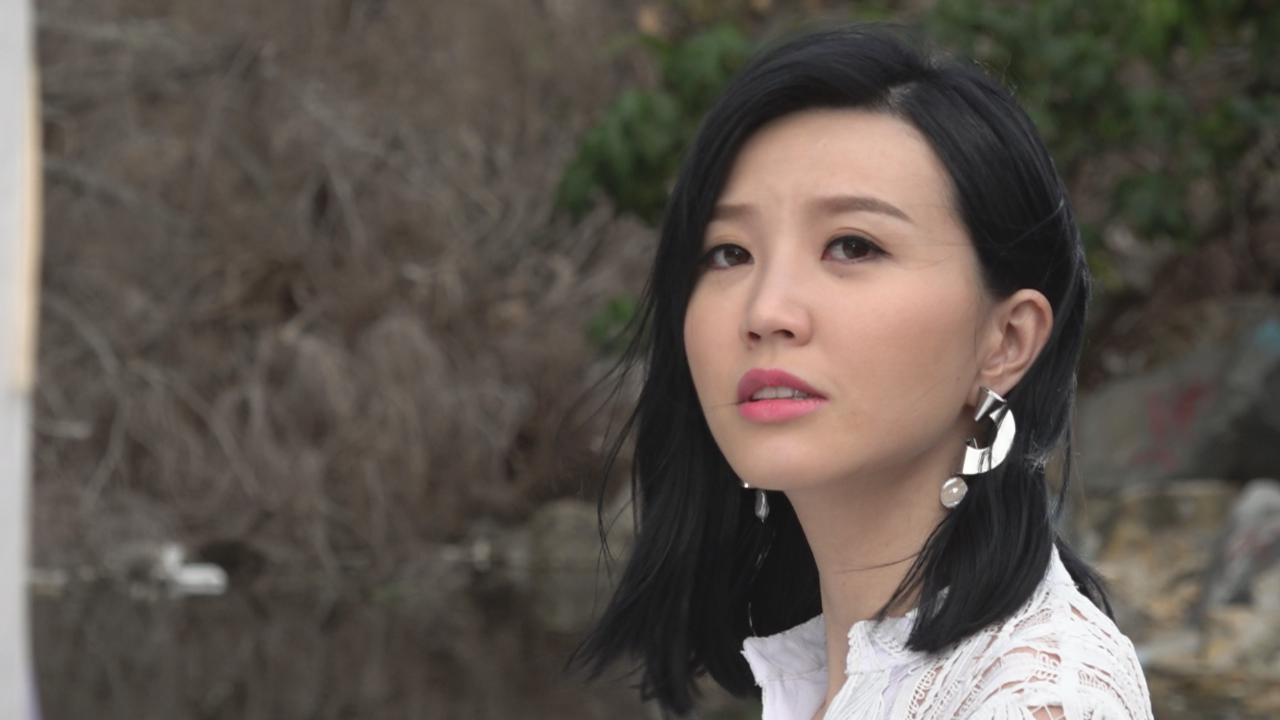 拍攝新劇插曲MV動用真火 吳若希獲老公在旁監場