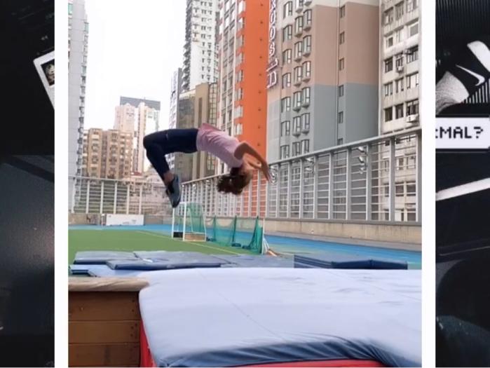 鄧伊程 Tiffany - 跳跳虎