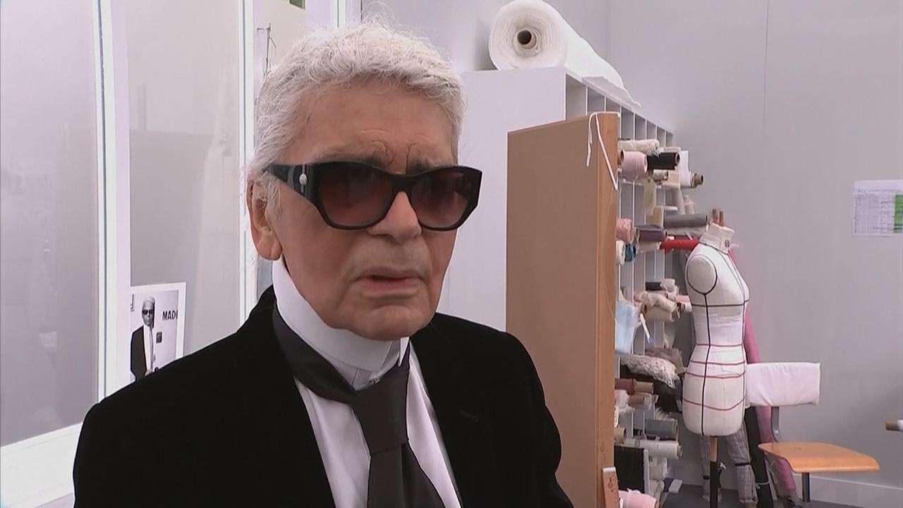 KarlLagerfeld財產由愛貓及教子繼承 GD發文悼念一代時尚大師