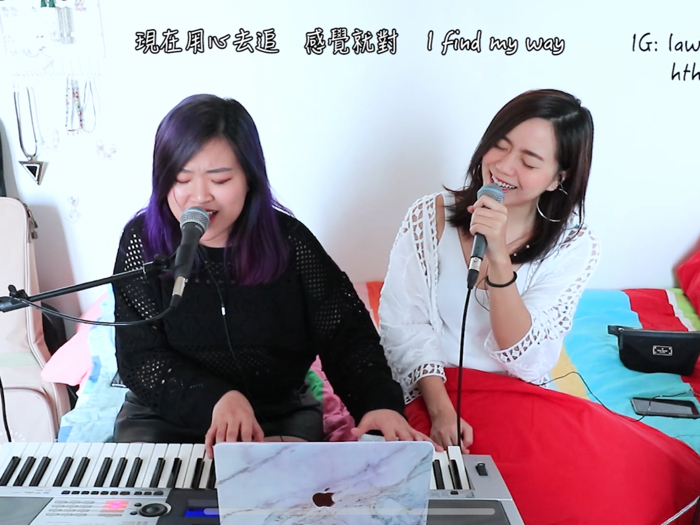 JESSICA LAW x HEITUNG COVER | HINS MEDLEY