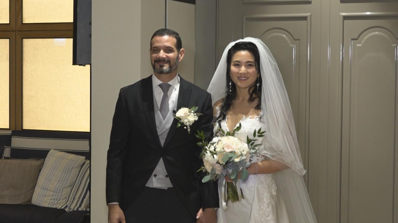 原子鏸下嫁摩洛哥籍男友 讚老公浪漫又幽默