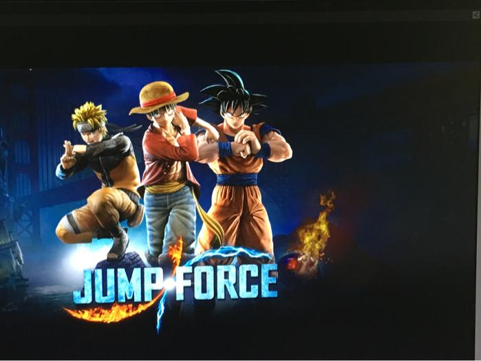 25-2-2019 Happy Game Xbox日 之 Jump Force