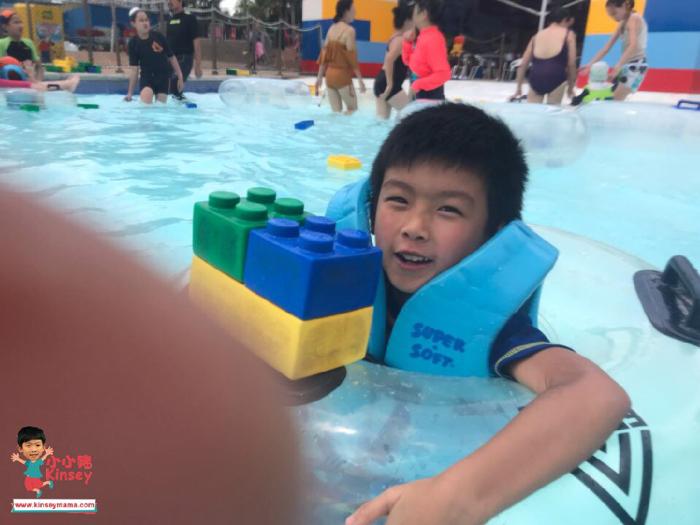 小小豬星馬篇 - Legoland Water Park