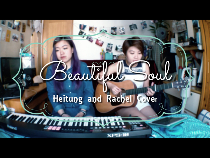 Beautiful Soul 😏 (and Rachel cover)