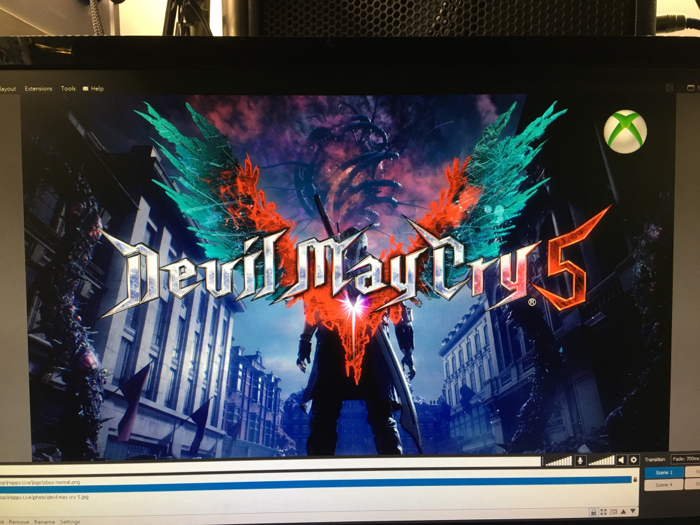 11-3-2019 Happy Game Xbox日 Devil May Cry 5