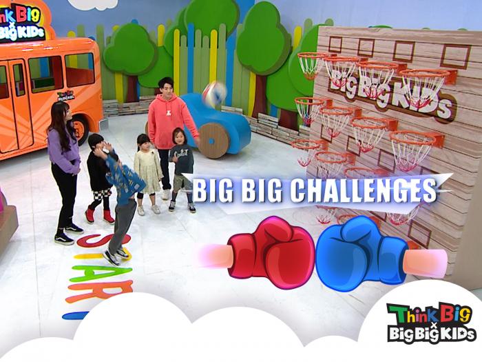 Big Big Challenges #05