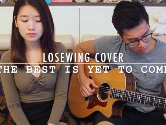 Lose Wing Cover - The best is yet to come