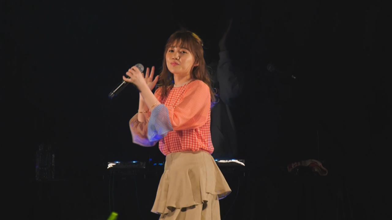日本創作歌手MACO赴台開個唱 大唱輕快情歌炒熱氣氛