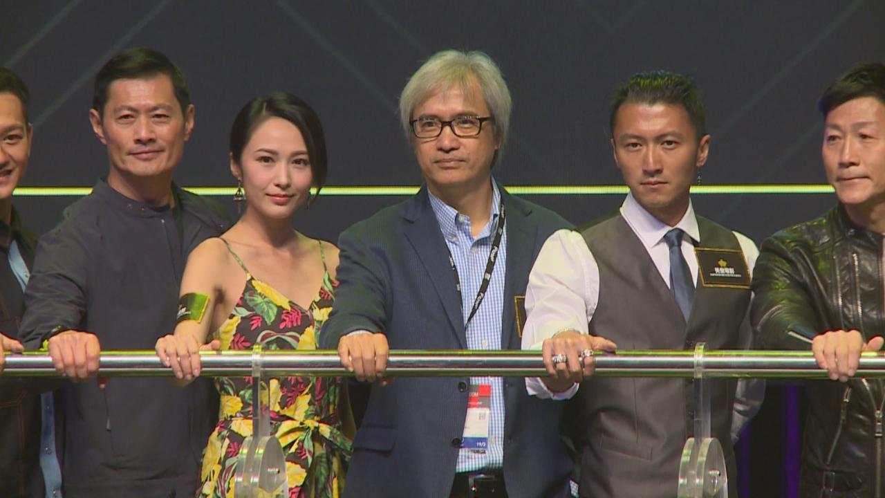 謝霆鋒再度夥拍陳木勝 與甄子丹合作拍攝警匪片