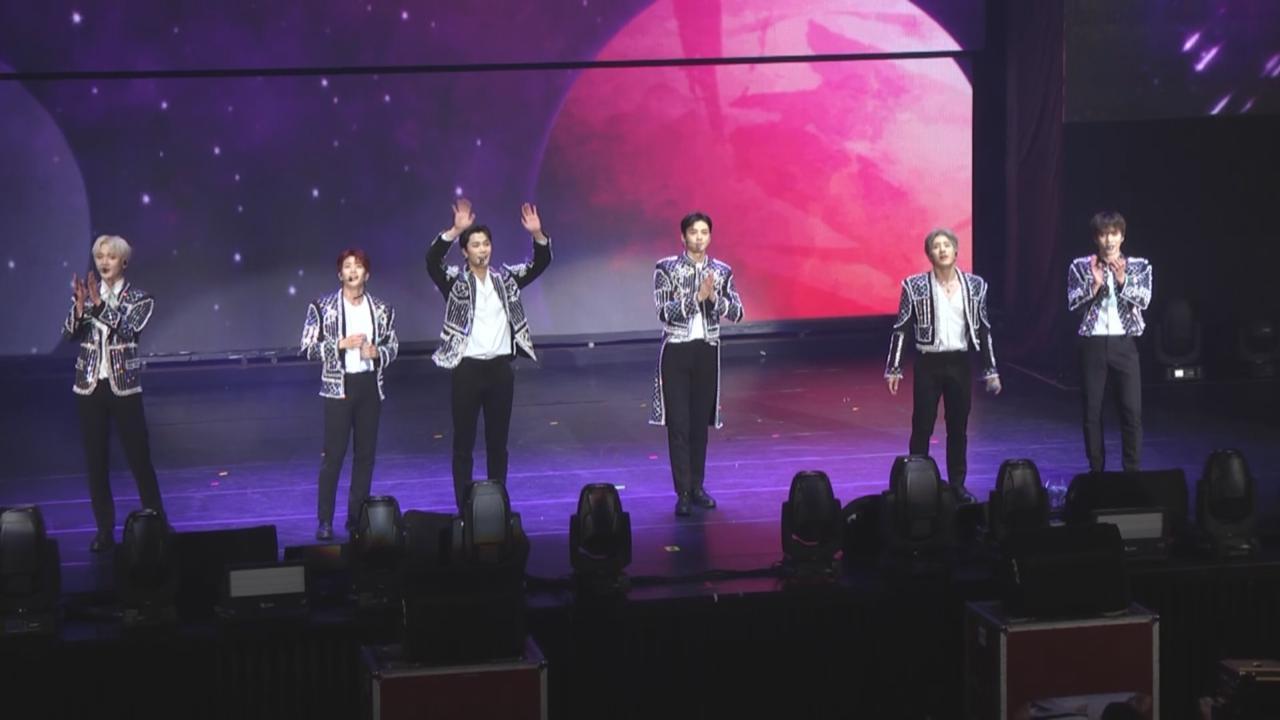 襲台舉行首場世界巡唱 ASTRO閃爆登場勁歌熱舞