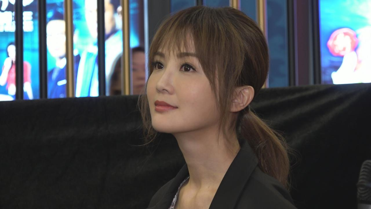蔡卓妍獲票選最佳女主角 被Bob要求發相多謝網民