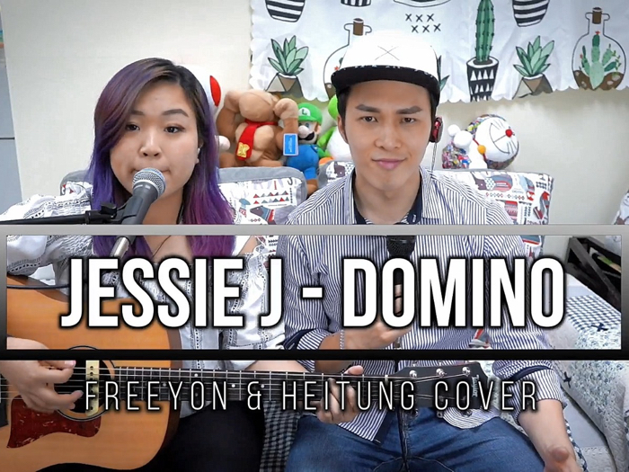 Jessie J - Domino (Cover with Heitung)