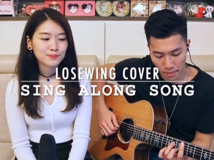 Lose Wing Cover - Singalongsong
