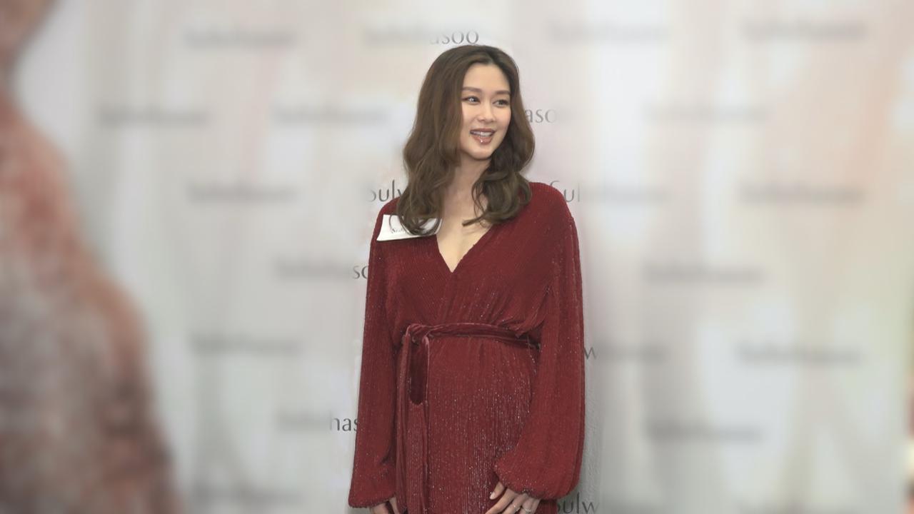 岑麗香正式榮升做媽媽 社交平台分享喜悅