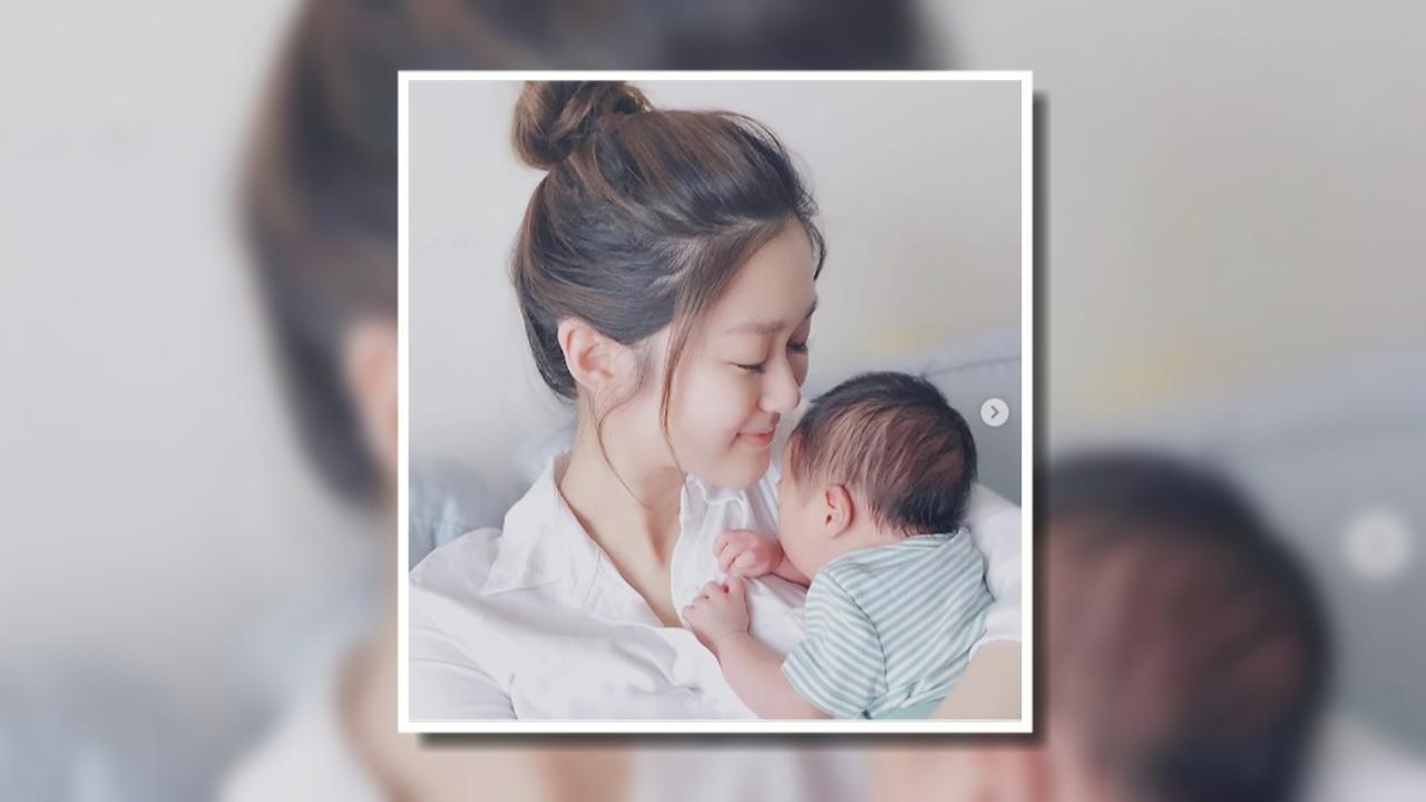 (國語)岑麗香正式榮升做媽媽 社交平台分享喜悅